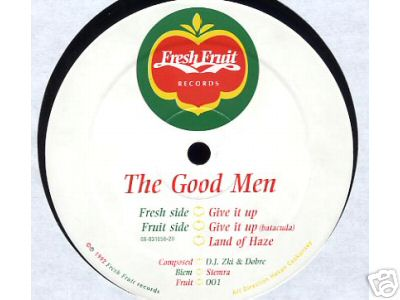 The Good Men – Give It Up (2011 Edit)