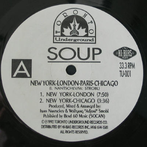 Soup – New York / London (Chocolate Puma Remix)