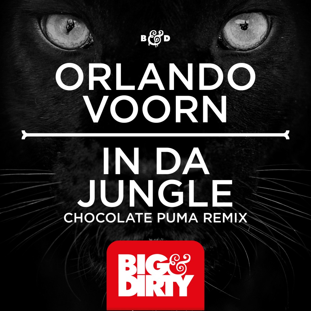 Orlando Voorn – In Da Jungle (Chocolate Puma Remix)