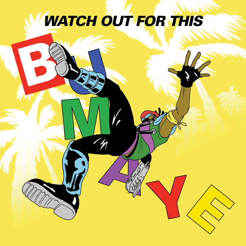 Major Lazer (feat. Busy Signal The Flexican & FS Green) – 'Watch Out For This (Bumaye)' (Chocolate Puma Remix)