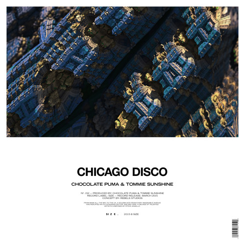Chocolate Puma & Tommie Sunshine – Chicago Disco