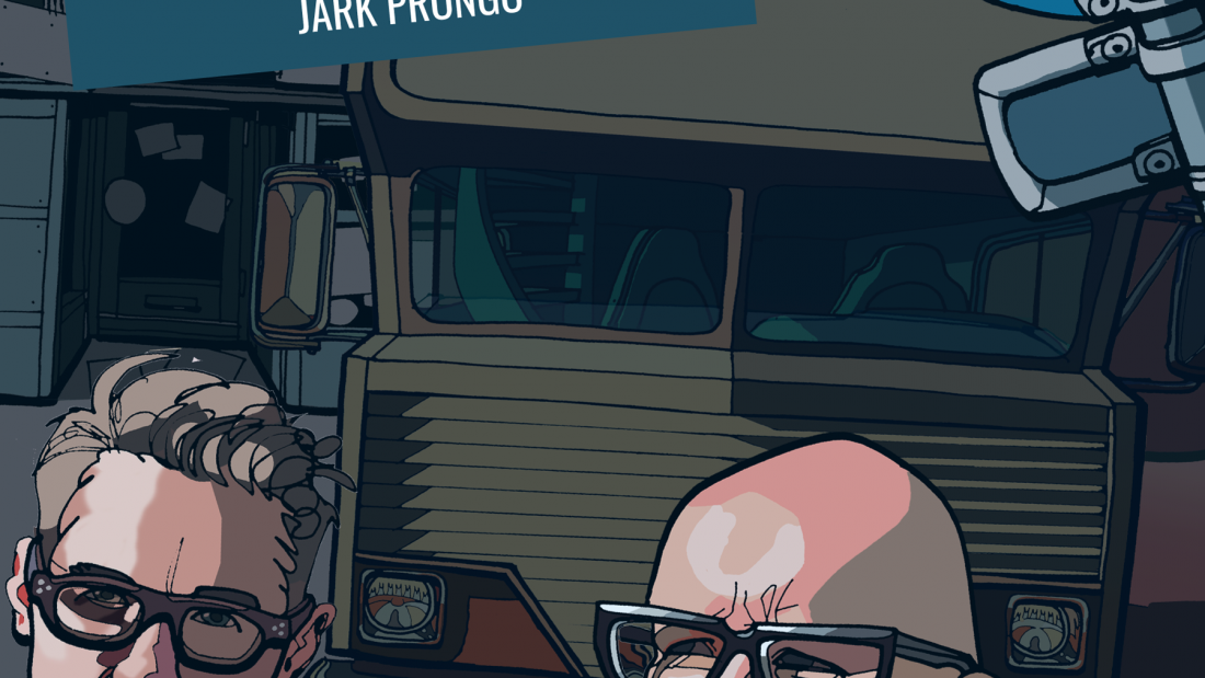 Journey Jark Prongo Main Artwork
