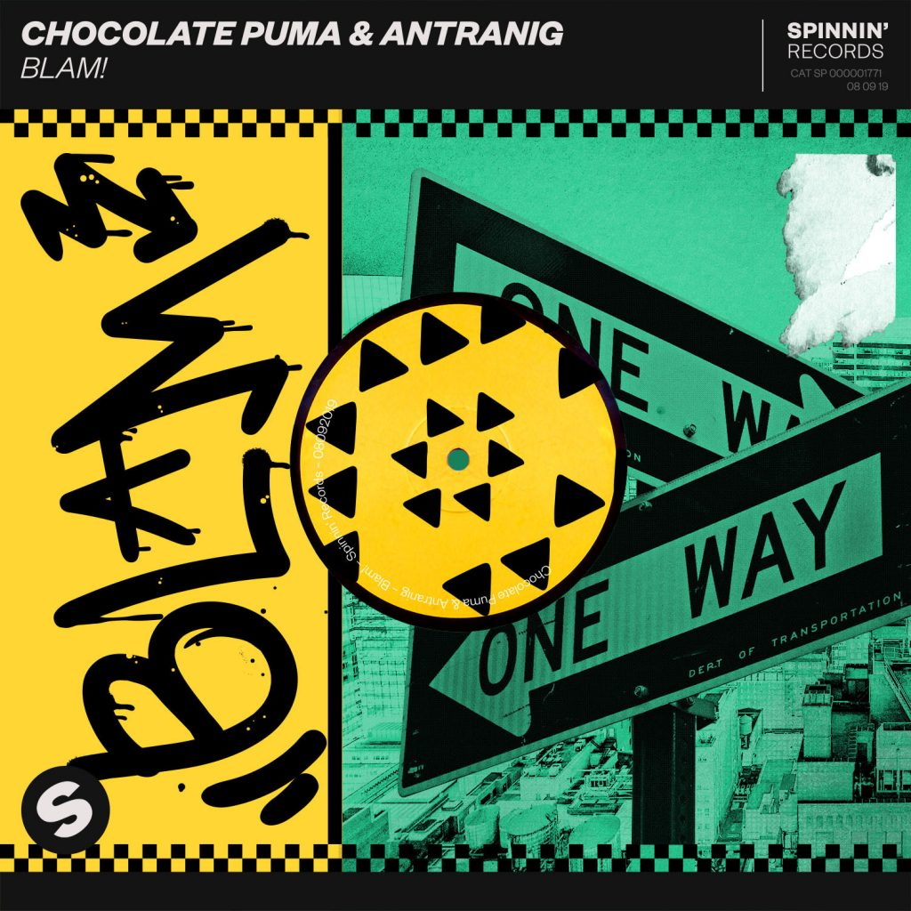 Chocolate Puma & Antranig – Blam!