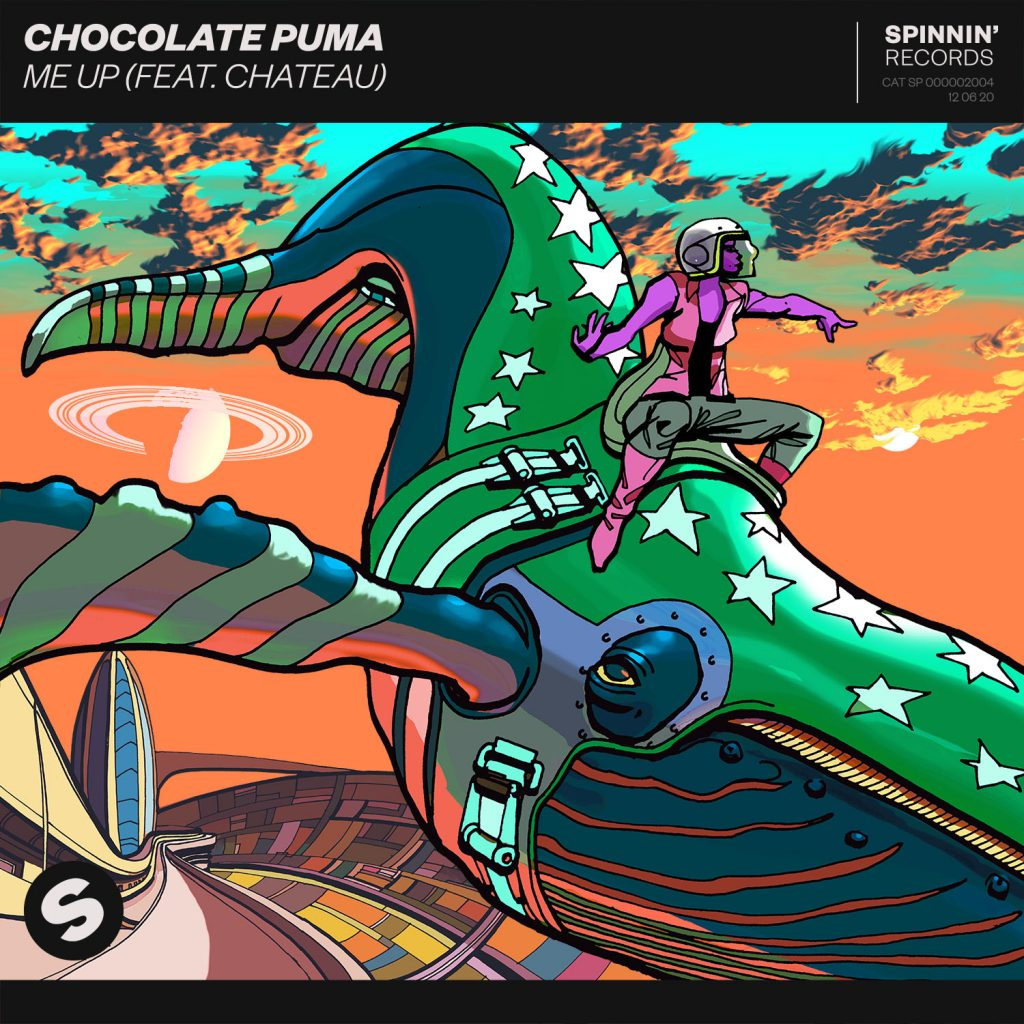 Chocolate Puma – Me Up (feat. Chateau)