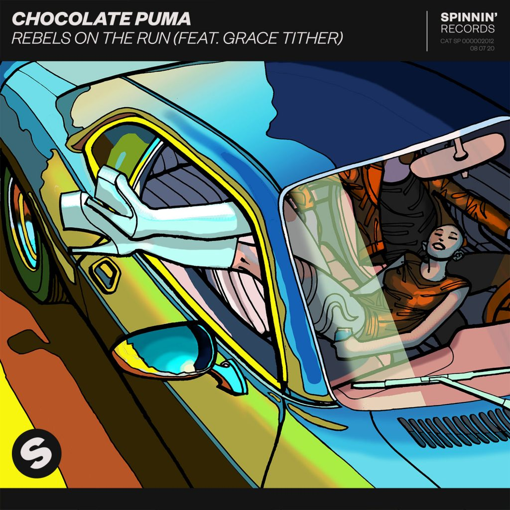 Chocolate Puma – Rebels On The Run (feat. Grace Tither)