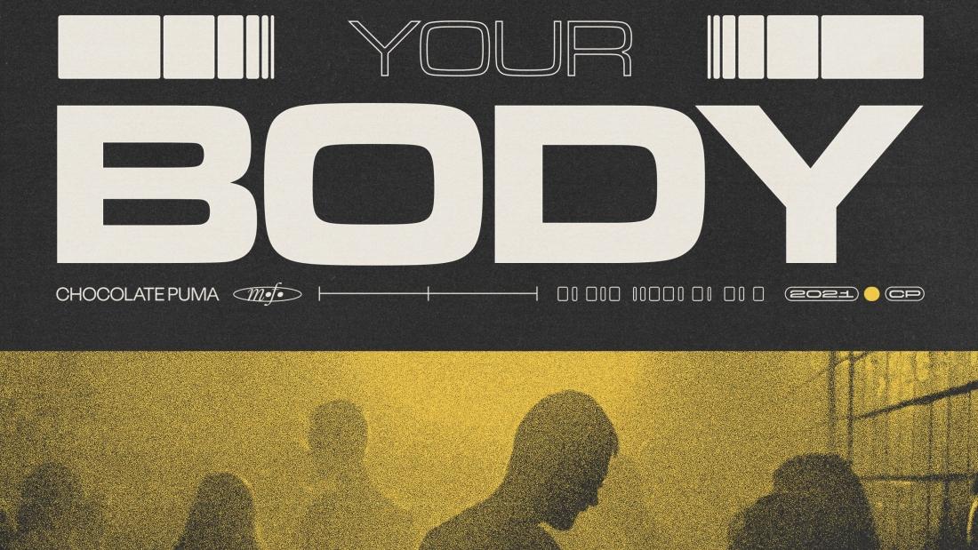 Chocolate Puma - Rock Your Body (Final Artwork)